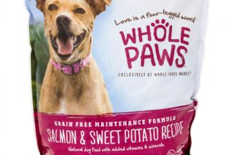 Whole Paws Pet Food Line at Whole Foods Market!