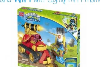 Be Swappable & Unstoppable with the Mega Bloks Skylanders SWAP Force