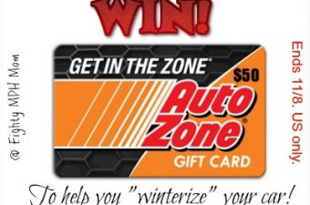 Winterizing tips from AutoZone!
