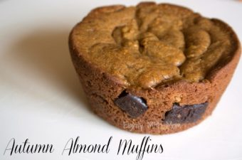Jif Almond Butter – Autumn Almond Muffins