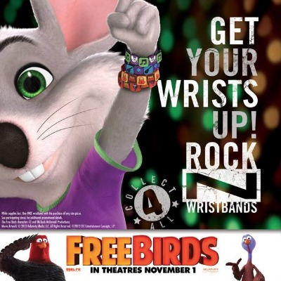 free birds movie,in theaters,november 1st