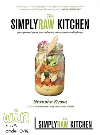 The SimplyRaw Kitchen Review {and giveaway! ARV $21.95}
