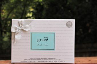 philosophy,living grace,gift set,