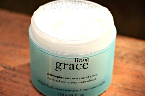 Philosophy, Living Grace,body creme,holiday gifts