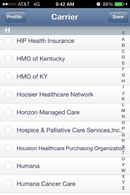 healthgrades app,health insurance