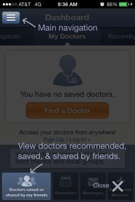 healthgrades app,medical