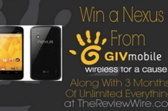 nexus,mobile phone,giveaway,GIV Mobile