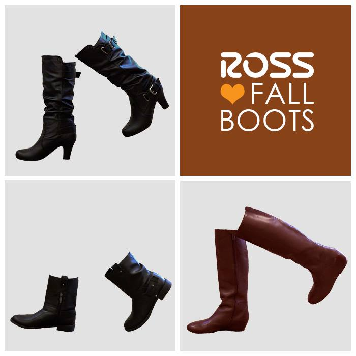 Ross Dress for Less - Fall Wardrobe Essentials on a Budget! {$25 gift card giveaway}