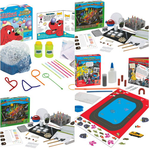 The Young Scientists Club - Fun Science Kits!