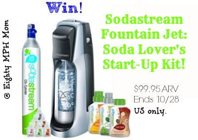 sodastream,giveaway