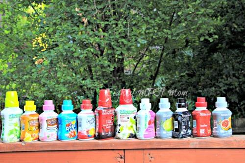sodastream,flavors