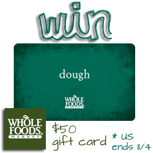 Whole Paws Pet Food Line at Whole Foods Market! {$50 GC Giveaway}