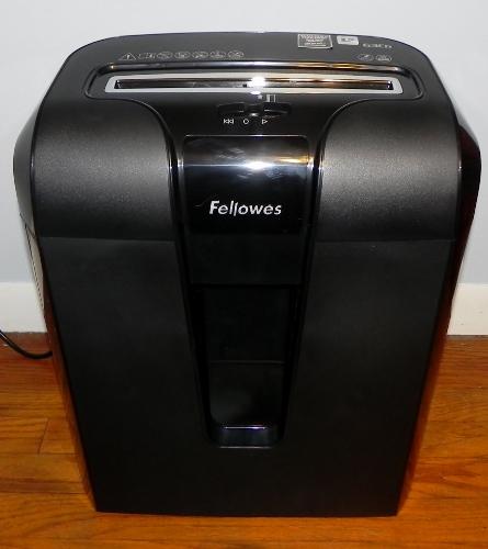 Fellowes Powershred 63Cb Cross-Cut Shredder
