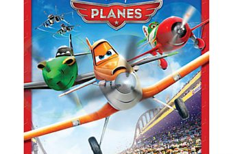 Disney's Planes on DVD & Blu-Ray Combo