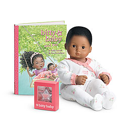 American Girl Gift Ideas & Shutterfly Book Promo {Bitty Baby Book Collection Giveaway ARV $74.95}
