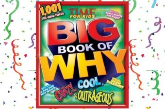 Get Crazy, Cool, & Outrageous with the New TIME for Kids Book
