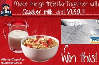 Make It #BetterTogether with Quaker