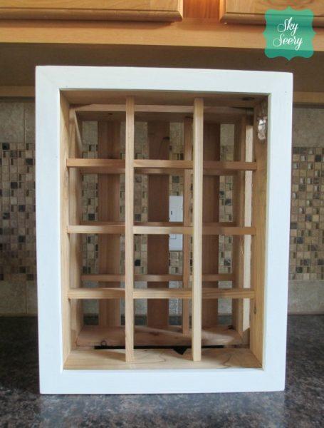 handmade, wine rack,Think Eco,artisan