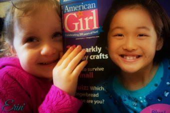 American Girl Magazine: November/December Highlights!