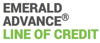 Emerald Advance,H & R Block,line of credit