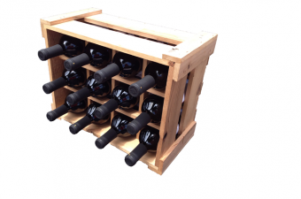 ThinkEco² Wine Rack A Unique Gift for the Holidays