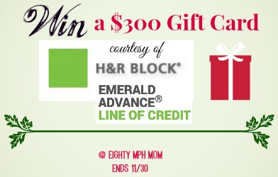 H & R Block,Emerald Advance,line of credit