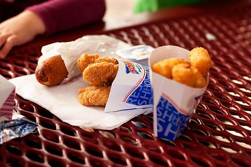 Sonic,Crispy,Chicken Strips