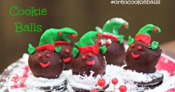 #oreocookieballs,OREO,cookies,elf