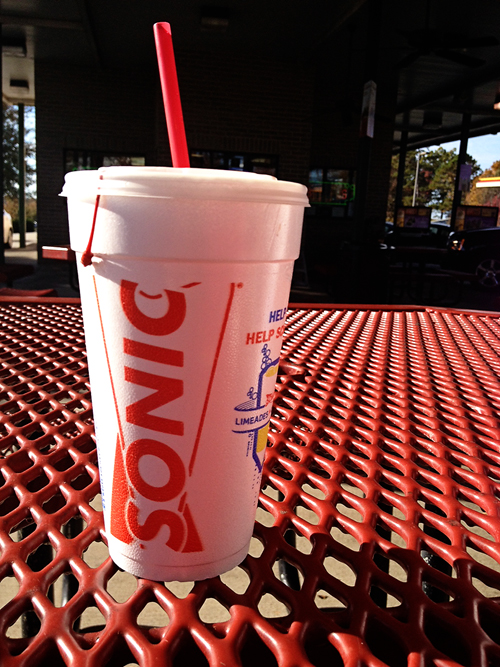 Sonic,drive-in,drinks