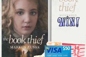 The Book Thief,novel,movie