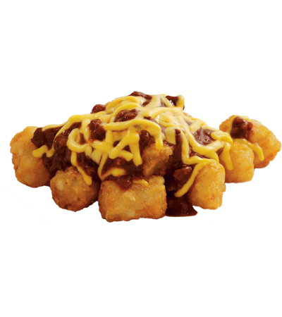 Sonic Drive-in, Cheesy Chili Tots