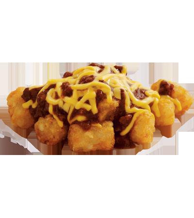 Sonic Drive-in, Cheesy Chili Tots