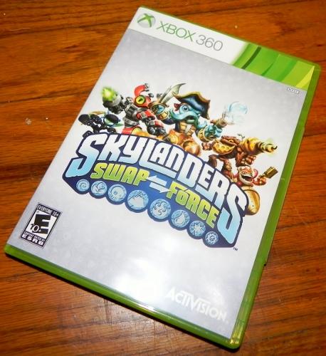 Skylanders SWAP Force for Xbox 360