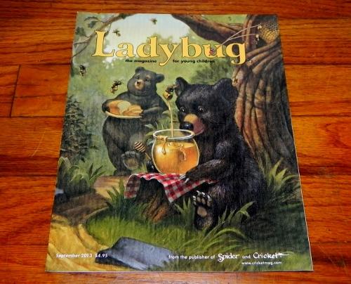 Citrus Lane - Ladybug Magazine