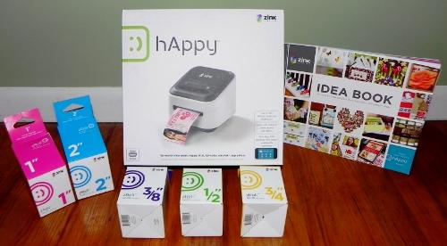 ZINK hAppy Smart App Printer