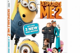 Despicable Me 2 is Available Now on DVD & Blu-ray Combo! – Review