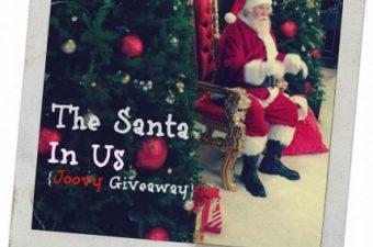 Joovy Santa in Us