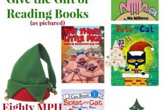 Give the Gift of Reading with Scholastic