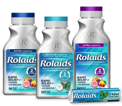 Rolaids Tablets