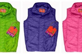 MagnaMini Fashionable Vests and Jackets