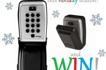 Master Lock Storage Security Mounted Key Box Giveaway