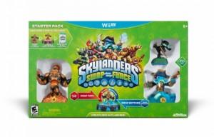 Skylanders SWAP Force for Wii U