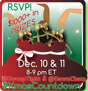 #XmasCountdown,Twitter party