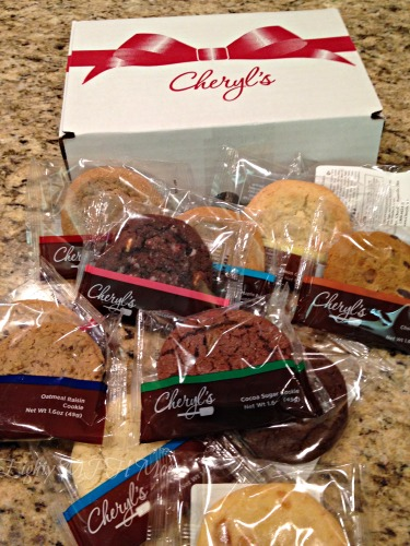 Cheryl's,cookie club,gourmet