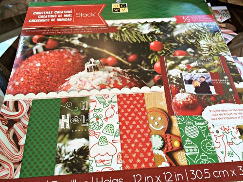 DIY gift bag,#DIY,holiday,christmas,decoupage,scrapbook