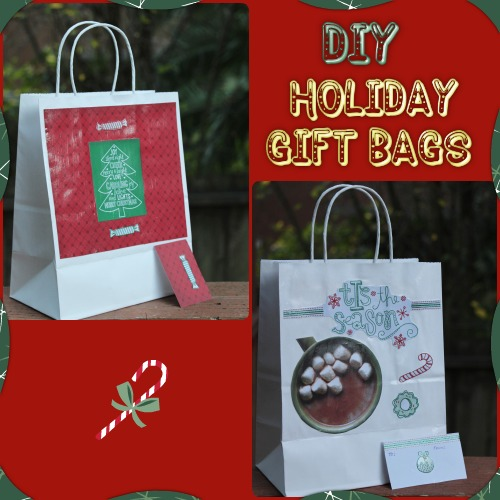 Christmas Gift Bags Ideas.Diy Craft Christmas Gift Bags And Gift Boxes Eighty Mph