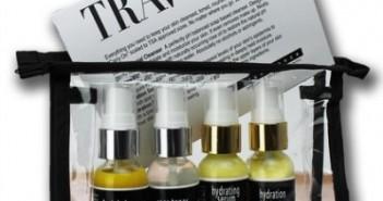 Luminance,travel kit,giveaway,skin care