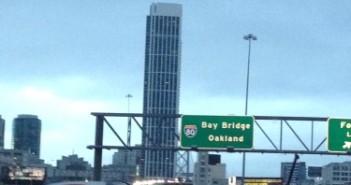San Francisco,Bay Bridge,Sign