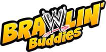 WWE Brawlin' Buddies Logo