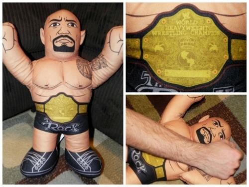WWE Brawlin' Buddies - The Rock